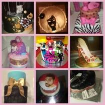 Just a few of Shana's creations