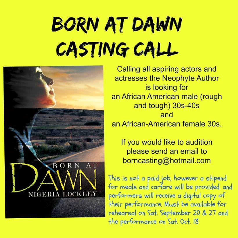 Born Casting
